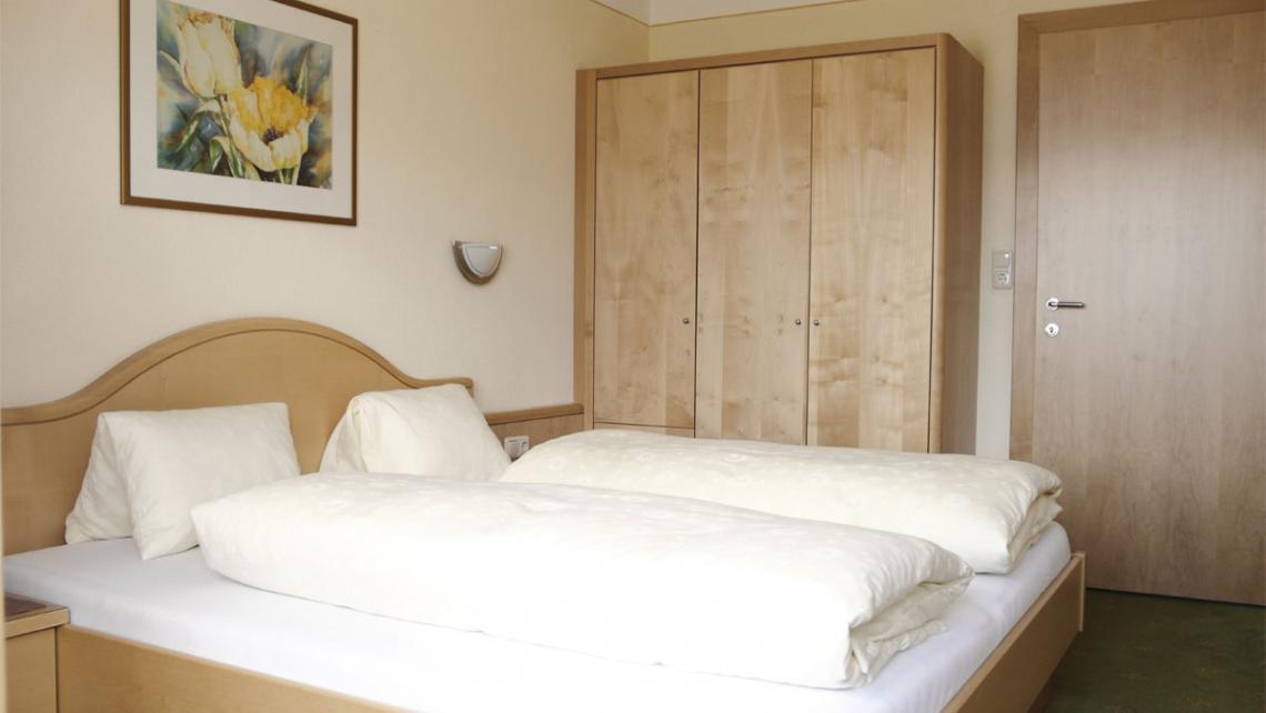 appartement b 04 schlafzimmer